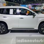 Mitsubishi Pajero Sport side at 2015 Thai Motor Expo