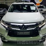 Mitsubishi Pajero face Sport at 2015 Thai Motor Expo