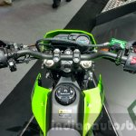New Kawasaki D-Tracker 150 handlebar at 2015 Thailand Motor Expo