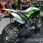 New Kawasaki D-Tracker 150 seat at 2015 Thailand Motor Expo