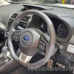 Subaru Levorg dashboard at 2015 Thailand Motor Expo