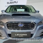 Subaru Levorg front at 2015 Thailand Motor Expo