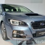 Subaru Levorg front three quarters at 2015 Thailand Motor Expo