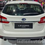 Subaru Levorg rear at 2015 Thailand Motor Expo