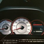 Suzuki Alto Works instrument panel brochure image