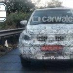 Tata Hexa front snapped testing
