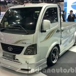 Tata Super Ace concept front quarter at 2015 Thailand Motor Expo