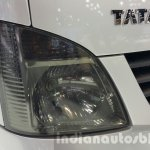Tata Super Ace concept headlight at 2015 Thailand Motor Expo