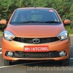 Tata Zica Revotorq diesel front Review