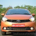 Tata Zica front lights Revotorq diesel Review