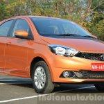 Tata Zica front quarters Revotorq diesel Review