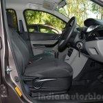 Tata Zica front seat adjuster Revotorq diesel Review