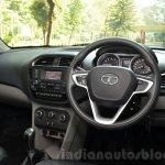 Tata Zica interiors Revotorq diesel Review