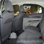 Tata Zica rear legroom Revotorq diesel Review