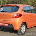 Tata Zica rear quarter Revotorq diesel Review