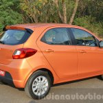 Tata Zica rear quarters Revotorq diesel Review