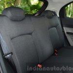 Tata Zica rear seats Revotorq diesel Review