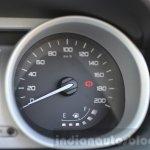 Tata Zica speedometer Revotron Review