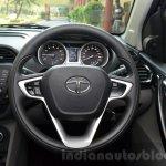 Tata Zica steering wheel Revotorq diesel Review