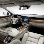 Volvo S90 interior unveiled