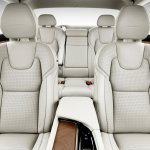 Volvo S90 seating unveiled