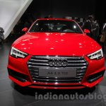2016 Audi A4 at Auto Expo 2016