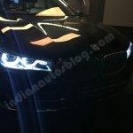 2016 BMW 7 Series front showcased in Mumbai