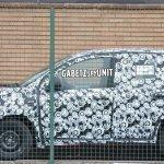 2016 Fiat Tipo side profile spy shot