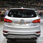 2016 Hyundai Santa Fe (facelift) rear at 2016 Geneva Motor Show