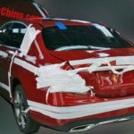 2016 Mercedes E Class LWB rear quarter spotted undisguised