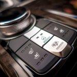 2017 Genesis G90 DIS control knob