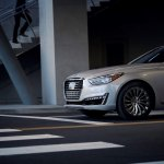 2017 Genesis G90 North American-spec
