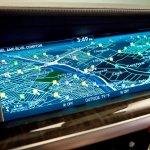 2017 Genesis G90 infotainment system navigation