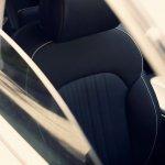 2017 Genesis G90 seat material