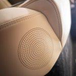 2017 Genesis G90 speaker inside seats