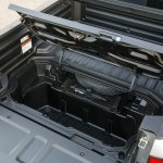 2017 Honda Ridgeline In-Bed Trunk