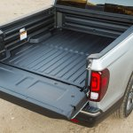 2017 Honda Ridgeline tailgate bottom-hinged