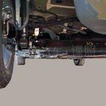 2016 Hyundai Verna rear axle spied