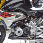 BMW G310R chassis at Auto Expo 2016