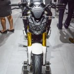 BMW G310R front at Auto Expo 2016