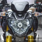 BMW G310R headlamp at Auto Expo 2016