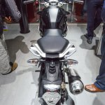 BMW G310R rear top at Auto Expo 2016