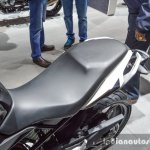BMW G310R seats at Auto Expo 2016
