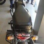 Bajaj CT100 B rear spied