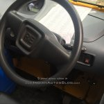 Bajaj Qute steering wheel snapped testing in Trivandrum