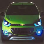 Chevrolet Spark cross concept Chevrolet Beat Cross concept
