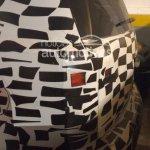 Chevrolet Trailblazer facelift rear spotted up close