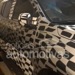 Chevrolet Trailblazer facelift side spotted up close