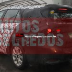 Fiat Tipo estate rear three quarter spotted for the first time