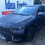 Fiat Tipo hatchback front spotted up close